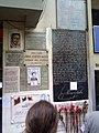 Conmemoración de la muerte de Jorege Eliécer Gaitán en 2012.jpg