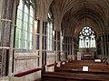 Connemara- Kylemore Abbey - neugotische Kirche - panoramio (1).jpg