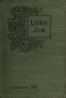 An overview of the novel lord jim by joseph conrad