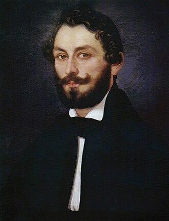 Constantin Lecca - Self-portrait (date unknown)