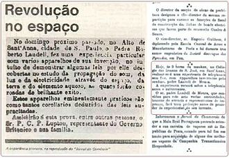 History of the book in Brazil - Jornal do Commercio, of June 10, 1900.
