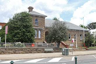 Cooma - Image: Cooma, NSW, Post Office, jjron, 04.12.2010