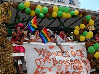 Annual LGBT event in Copenhagen