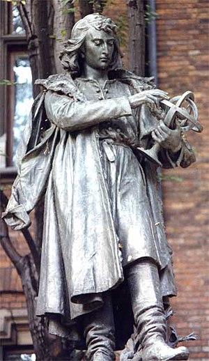 Nicolaus Copernicus Monument in Kraków - Nicolaus Copernicus Monument in Kraków