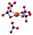 Copper(II)-nitrate-anhydrous-xtal-1965-Cu-coordination-CM-3D-balls.png
