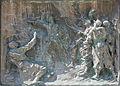 Corrèze - Monument du général Tramond - Bas relief.JPG