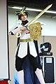 Cosplayer of Wataru Ikusabe, Mashin Hero Wataru at Paris Manga 20100207a.jpg