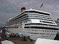 Costa Pacifica in Kiel 2011-05-29 025.jpg