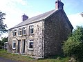 Cottages Opposite Bwlchgwynt Chapel, Ciffig - geograph.org.uk - 1034597.jpg
