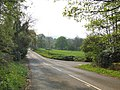 Country lanes near Lea. - geograph.org.uk - 167554.jpg