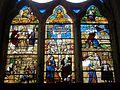 Cramoisy (60), église Saint-Martin, baie du chevet, vitraux XVIe s..jpg
