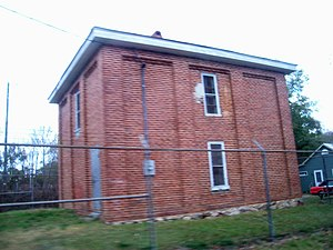 National Register of Historic Places listings in Crawford County, Georgia - Image: Crawford County Jail