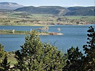 Crawford Dam