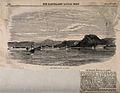 Crimean War, Turkey; panoramic view of the English Hospital Wellcome V0015413.jpg