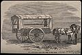 Crimean War; showing a new ambulance. Wood engraving. Wellcome V0015367.jpg