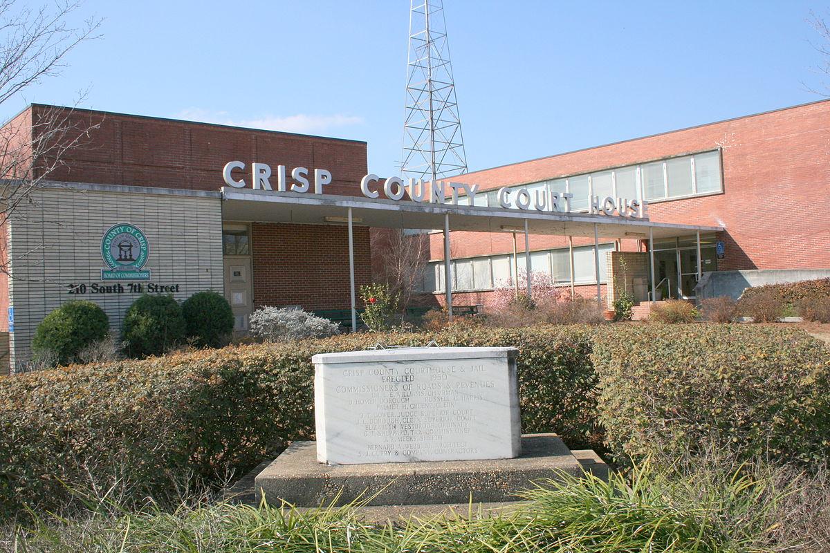 Crisp Comitatus Vicipaedia