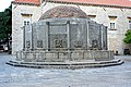 Croatia-01559 - Big Onofrio's Fountain (10008333745).jpg