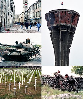 Croatian War of Independence war of independence fought from 1991 to 1995