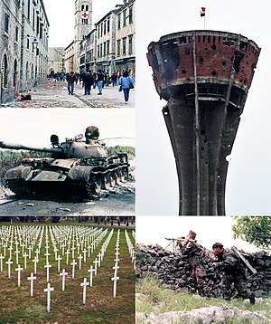 Croatian War of Independence collage.jpg