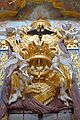 Crown in the chapel of Charlottenburg Palace.JPG