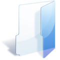 Crystal Project Folder blue.png