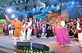 Cultural celebrations on the eve of I-day 2013.jpg