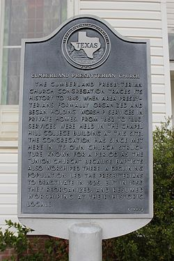 Photo of Black plaque number 20071