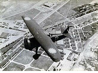 Curtiss F11C Goshawk - The Chinese F11C/Hawk II during WW2