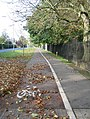 Cycleway along the Barton Road - geograph.org.uk - 1049167.jpg