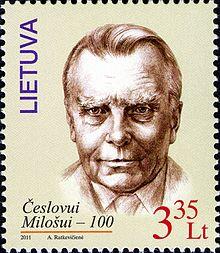 Czesław Miłosz Wikipedia Wolna Encyklopedia
