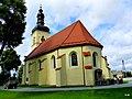 Czeszewo, Powiat wągrowiecki, Polska , widok kościoła św. Andrzeja - panoramio.jpg