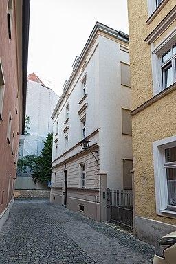 Dänzergasse in Regensburg