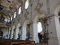D-7-79-184-7 Moenchsdeggingen Klosterkirche Mittelschiff-gegen-Sued 21.jpg