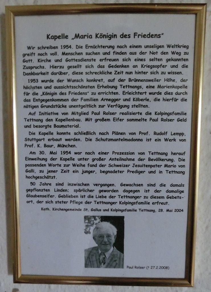 maria belluci Tettnang(Baden-Württemberg)