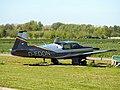D-EDDN Private Mooney M20 at Rotterdam The Hague Airport (RTM - EHRD), pic2.JPG