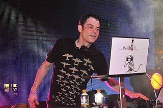 DJ Earworm American DJ