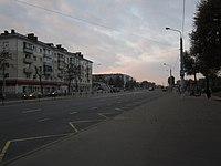 Daŭhabrodskaja Street (Minsk, Belarus) — Улица Долгобродская (Минск, Беларусь) 01.jpg