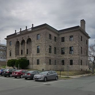 Nova Scotia Archives and Records Management - The first purpose-built archives was located in the Chase Building, an Italianate structure on the campus of Dalhousie University