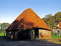 Dalfsen, Den Aalshorst, boerderij De Veldink bakstenen stal RM530599.jpg
