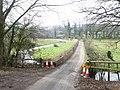 Damerham, Church Lane - geograph.org.uk - 1164000.jpg