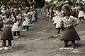 Dancing girls at Rock Garden, Chandigarh.jpg