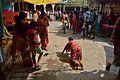 Dandi Performance around Panchananda Mandir - Narna - Howrah 2014-04-14 0308.JPG