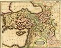 Daniel Lizars. Turkey in Asia. 1831 (A).jpg