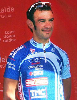 Daniele Nardello al Tour Down Under 2009