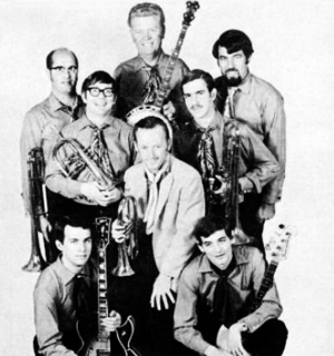 Danny Davis (country musician) - Danny Davis and the Nashville Brass in 1970