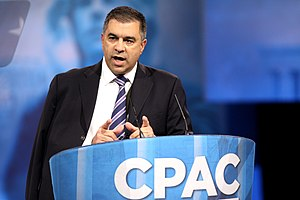 David Bossie - Bossie speaking about Citizens United at the 2013 CPAC in National Harbor, Maryland.
