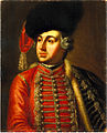 David Garrick as Tancred in Tancred and Sigismuna by James Thomson.jpg