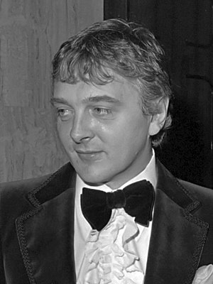 David Hemmings - Hemmings in 1976