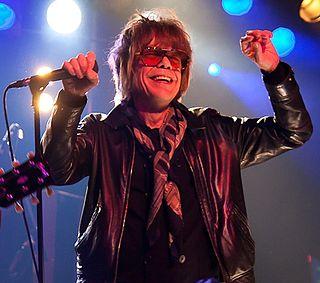 David Johansen American singer