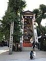 Decorated dashi in Kushida Shrine.jpg